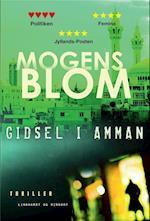 Gidsel i Amman af Mogens Blom