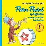 Peter Pedal og byfesten - og tre andre historier