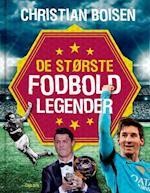 De største fodboldlegender af Christian Mohr Boisen