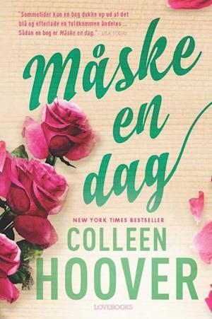 Bog, hæftet Måske en dag af Colleen Hoover