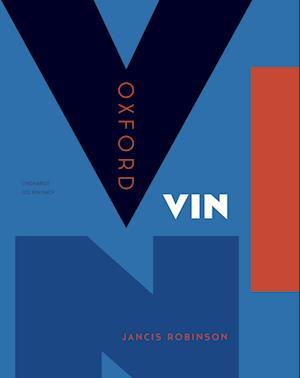 Bog, hardback Oxford vinleksikon af Jancis Robinson