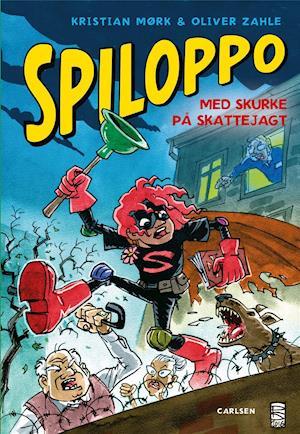 Spiloppo - med skurke på skattejagt