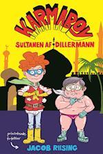 Karmaboy - sultanen af Dillermann (Karmaboy, nr. 2)