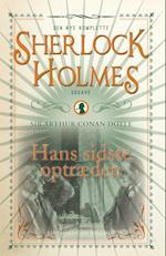 Hans sidste optræden (Den nye komplette Sherlock Holmes udgave, nr. 8)