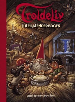 Bog, indbundet Troldeliv af Sissel Bøe