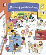 Masser af sjov i børnehaven for de små