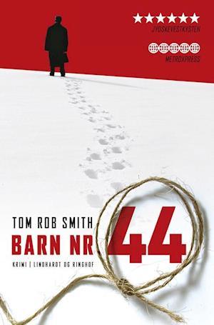 Bog, hæftet Barn nr. 44 af Tom Rob Smith