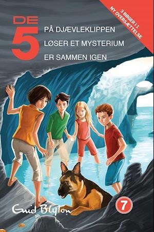 De 5 er sammen igen- De 5 løser et mysterium- De 5 på Djævleklippen