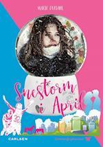 Snestorm i April (Sommerfugleserien)