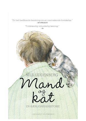 Bog, indbundet Mand og kat af Nils Uddenberg