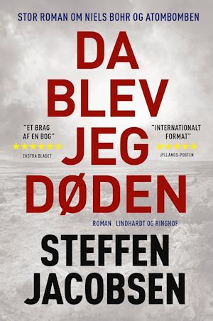 Bog, indbundet Da blev jeg Døden af Steffen Jacobsen