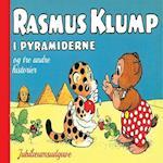 Rasmus Klump i pyramiderne og tre andre historier af Carla Hansen