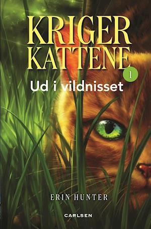 Bog, indbundet Krigerkattene- Ud i vildnisset af Erin Hunter