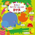 Babys første bog om dyr