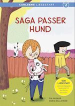 Saga passer hund (De små stribede)