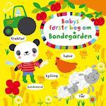 Babys første bog om bondegården