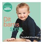 Dit Barns sprog fra baby til tumling