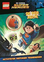 LEGO DC Comics super heroes - de seje helte (LEGO)