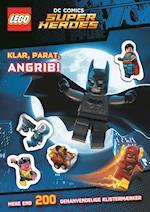 LEGO Super Heroes: Klar, parat, angrib! (LEGO)