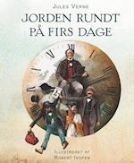 Jorden rundt på firs dage af Jules Verne