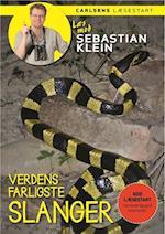 Verdens farligste slanger (Læs med Sebastian Klein)