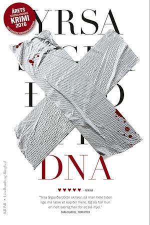 Bog, paperback DNA af Yrsa Sigurdardottir
