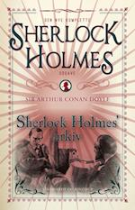 Sherlock Holmes' arkiv (Sherlock Holmes, nr. 9)