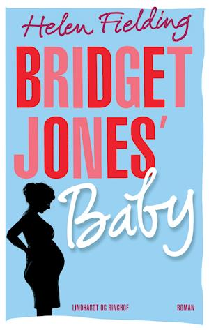 Bog, hæftet Bridget Jones' baby af Helen Fielding
