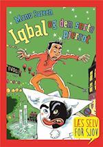 Iqbal og den sorte Pjerrot