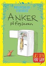 Pisselet at læse: Anker på fryseren (Læs selv for sjov) (Læs selv for sjov)