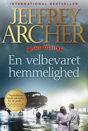 Bog indbundet En velbevaret hemmelighed af Jeffrey Archer