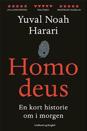 yuval noah harari Homo deus fra saxo.com