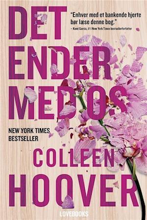 Bog, hæftet Det ender med os af Colleen Hoover