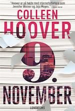 9. november af Colleen Hoover