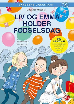 Liv og Emma holder fødselsdag