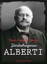 Storbedrageren Alberti af Hans Lyngby Jepsen