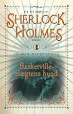 Baskerville-slægtens Hund, bd 5 af Arthur Conan Doyle
