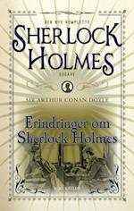 Erindringer om Sherlock Holmes, bd 4