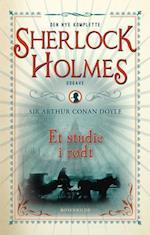Et studie i rødt, bd 1 af Arthur Conan Doyle