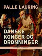 Danske konger og dronninger af Palle Lauring