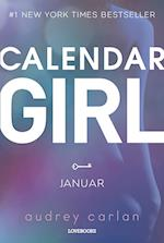 Calendar Girl: Januar (Calendar Girl, nr. 1)