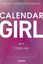 Calendar Girl: Februar (Calendar Girl, nr. 2)