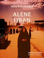 Alene i Iran af Nina Rasmussen