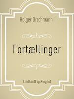 Fortællinger af Holger Drachmann