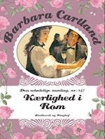 Kærlighed i Rom af Barbara Cartland