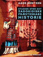 Studier over det zadokidiske Præsteskabs Historie