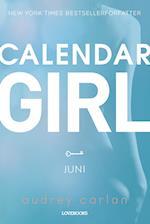 Calendar Girl: Juni (Calendar Girl, nr. 6)