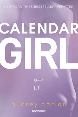 Calendar Girl: Juli