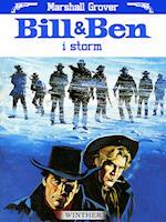 Bill og Ben i storm af Marshall Grover
