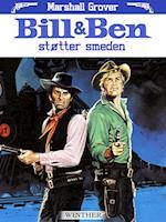 Bill og Ben støtter smeden af Marshall Grover